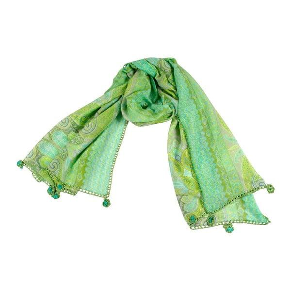 Šátek Ida Green