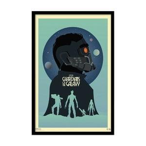 Plakát Guardians, 35x30 cm