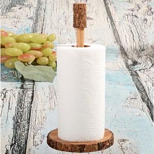 Dřevěný stojan na kuchyňské utěrky Acacia