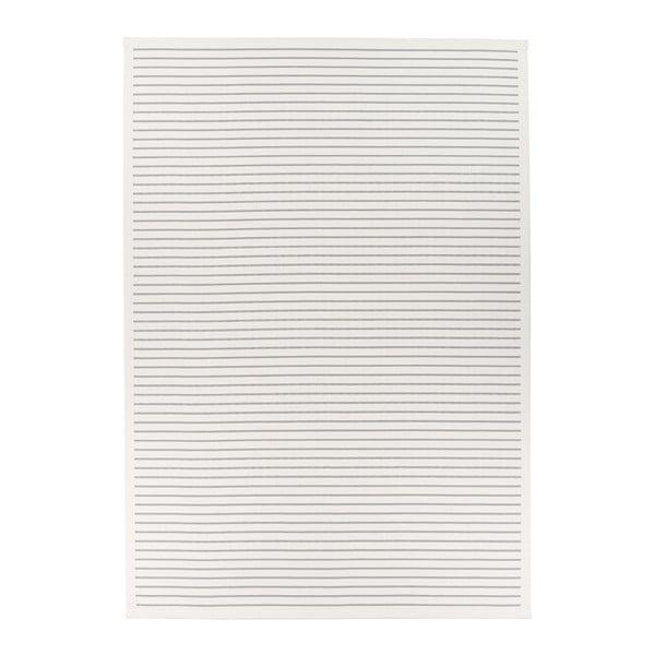 Covor reversibil Narma Helme White, 200 x 300 cm, alb