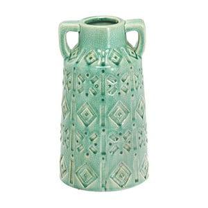 Keramická váza Light Green, 26 cm
