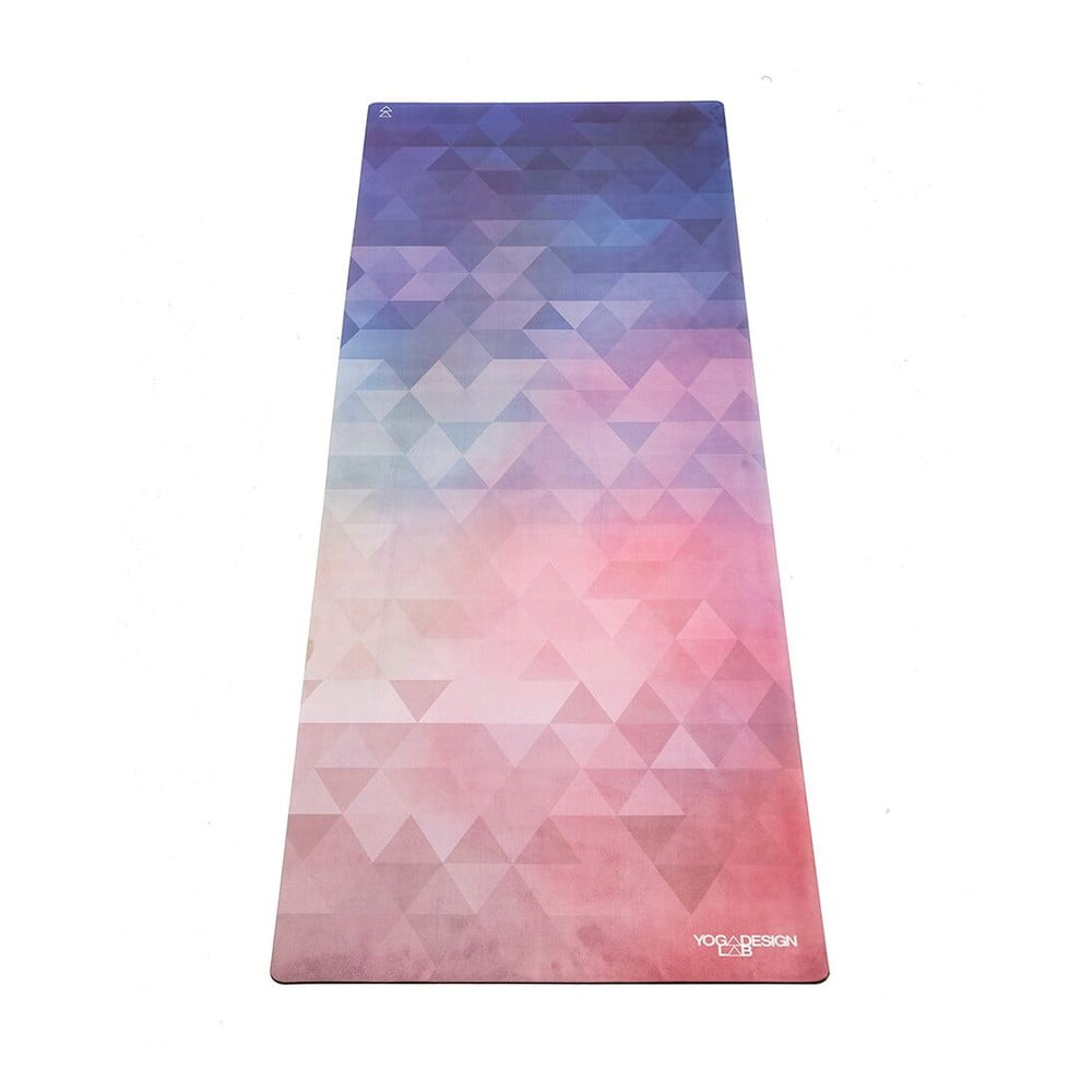 Podložka na jógu Yoga Design Lab Commuter Tribeca Love, 1,3 kg