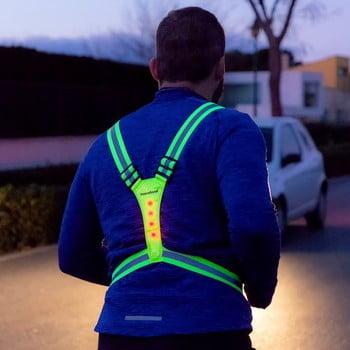 Ham reflectorizant cu LED pentru sportivi InnovaGoods imagine