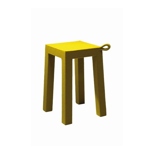 Stolička Handle Yellow, 30x30x45 cm