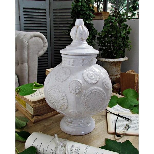 Dekorace Oriental White