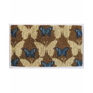 Rohožka Butterflies, 73x43 cm