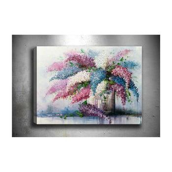 Tablou Tablo Center Nostalgic Lilac, 70 x 50 cm