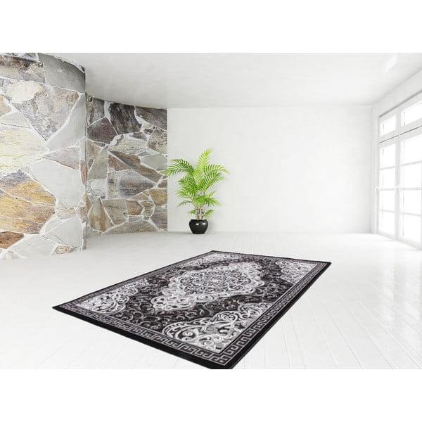 Koberec Lya Black, 120x170 cm