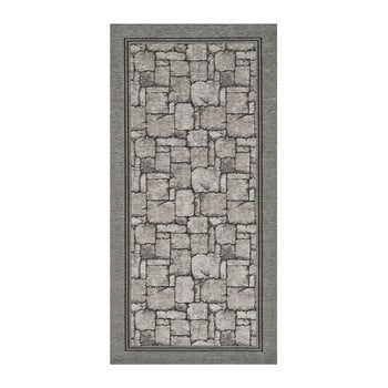 Traversă Floorita Wall, 55 x 140 cm, gri imagine