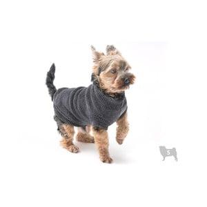 Šedý svetřík pro psy Marendog Trip, vel. S