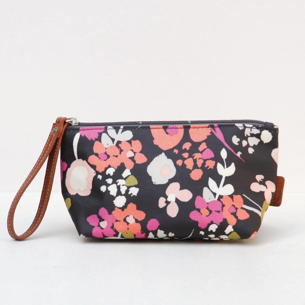 Kosmetická taštička Caroline Gardner Layered Ditsy Meadow Cosmetic Bag