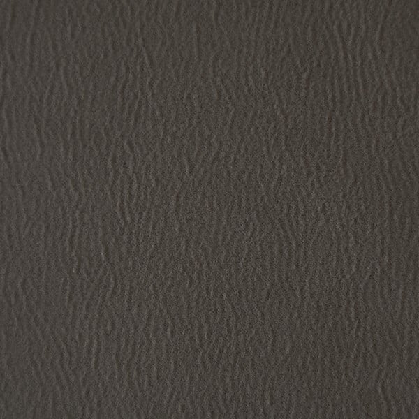 Křeslo Miura Munich, tmavě šedý semišový potah