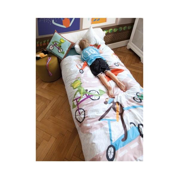 Dětské povlečení Race od Lavmi, 150x200 cm