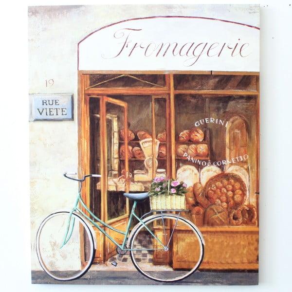 Obraz na plátně Fromagerie