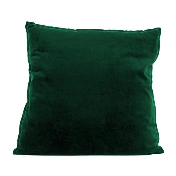 Zielona poduszka bawełniana PT LIVING, 60x60 cm