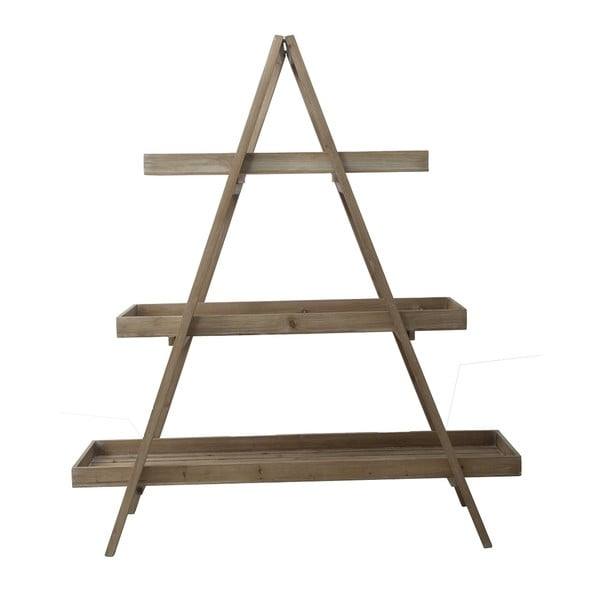 Stojan z jedlového dřeva Mauro Ferretti Stairway,146cm