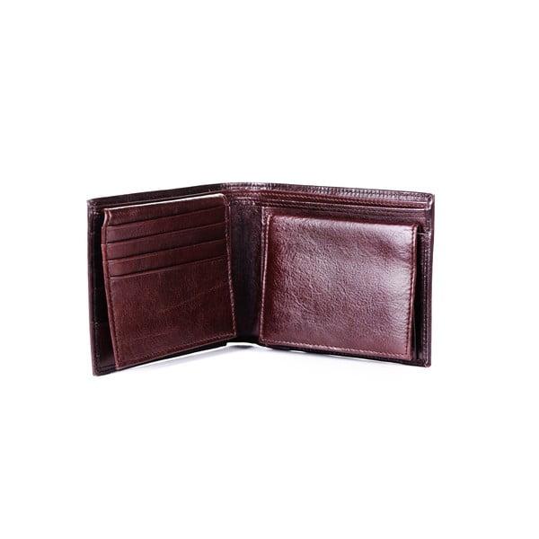 Kožená peněženka Florence Puccini
