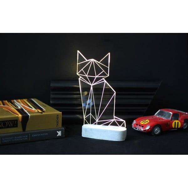 Náladové světlo Cat
