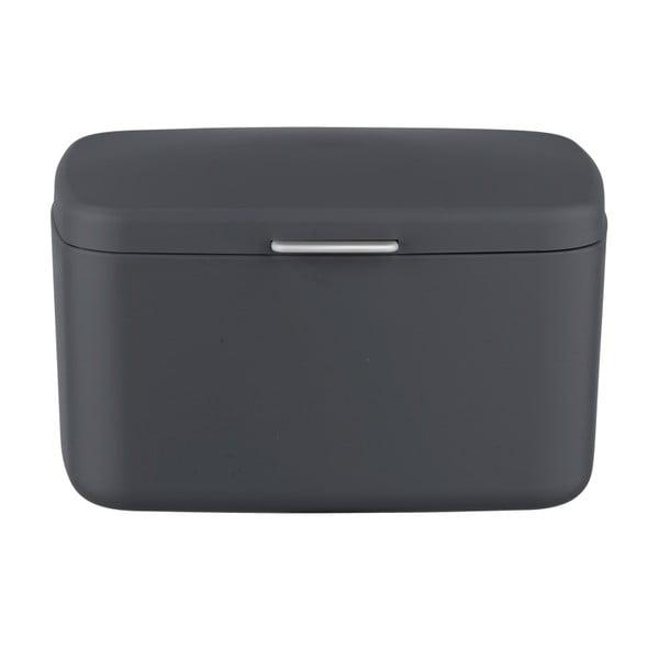Černý box do koupelny Wenko Barcelona