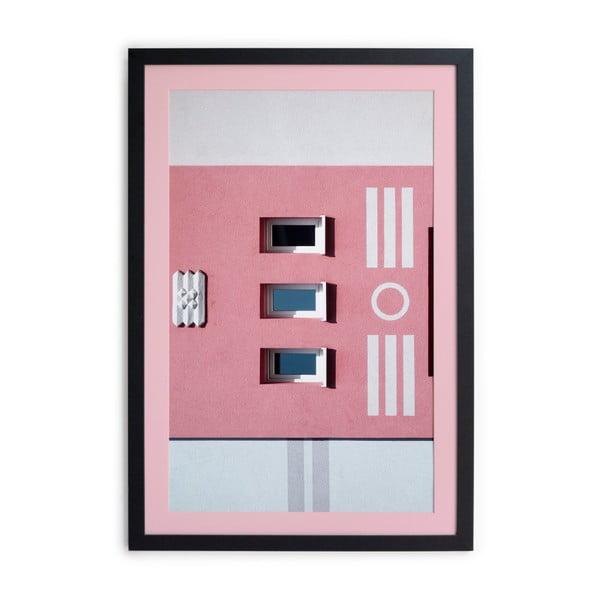 Building kép, 40 x 60 cm - Velvet Atelier