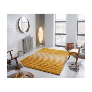 Oranžový koberec Flair Rugs Ombre Ochre, 160 x 230 cm