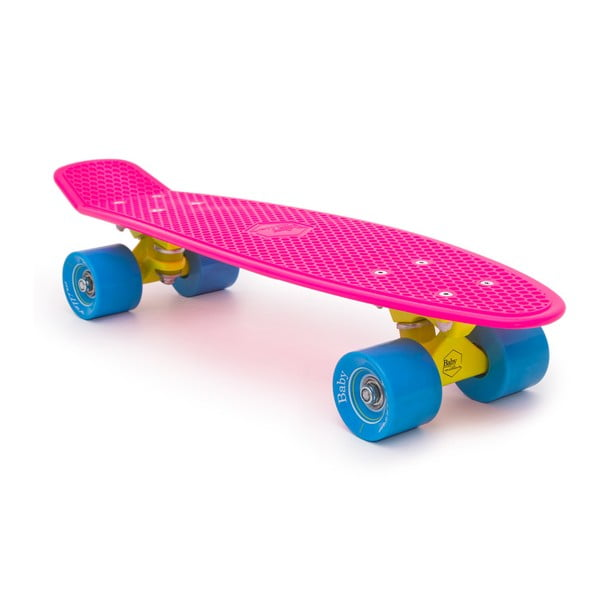 Skateboard Miller Fluor Pink