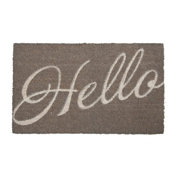 Rohožka Hello, 75x45 cm