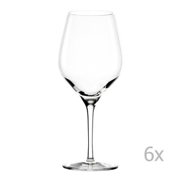 Sada 6 sklenic na červené víno Stölzle Lausitz Exquisit Wine, 480 ml