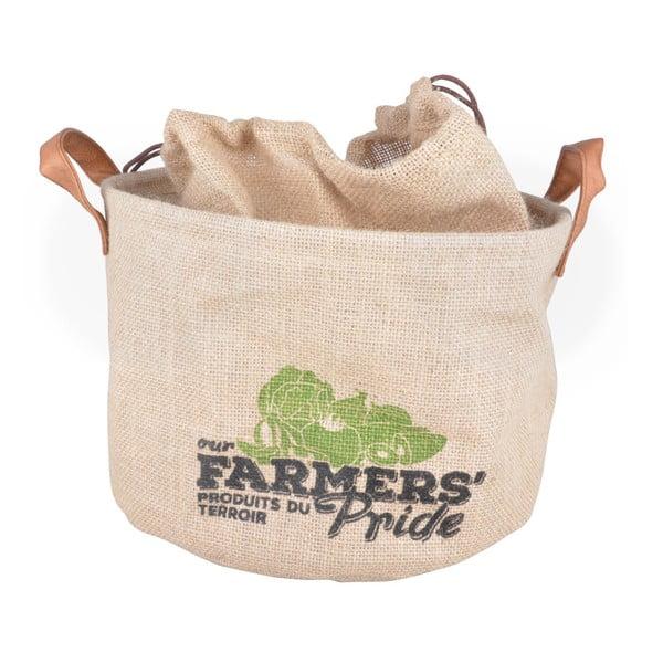 Sacoșă pentru ceapă Ego Dekor Farmers Pride