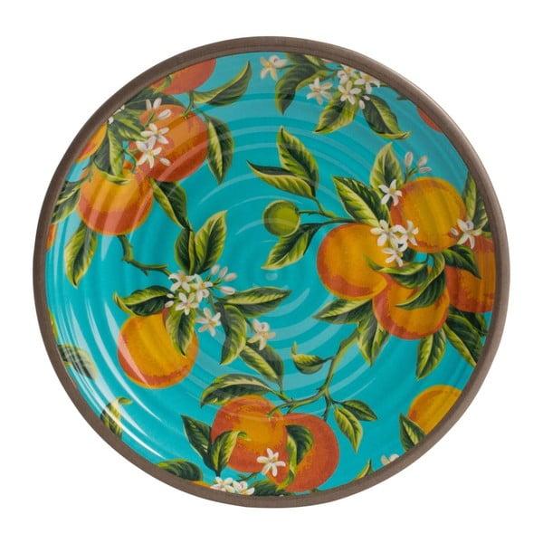 Melaminový talíř s potiskem Navigate Seville