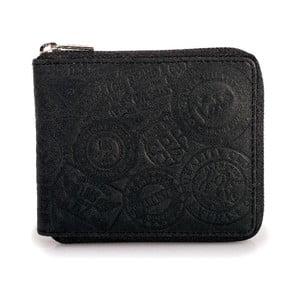 Pánská kožená peněženka LOIS no. 709, černá