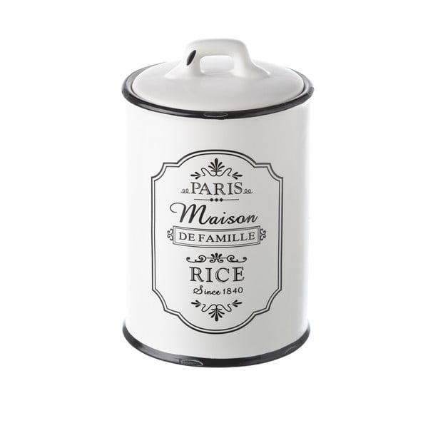 Paris agyagkerámia rizstartó doboz - Unimasa