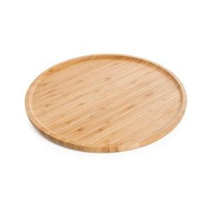 Bambusový talíř Bambum Penne, ø 28 cm