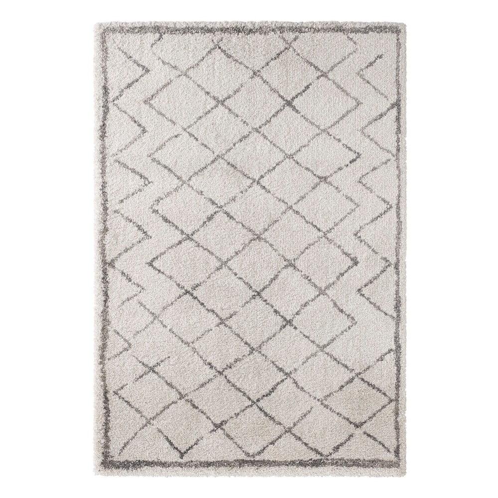 Krémový koberec Mint Rugs Loft, 80x150cm