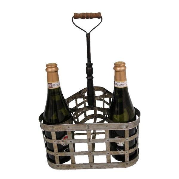 Držák na víno Antic Line Double Vin