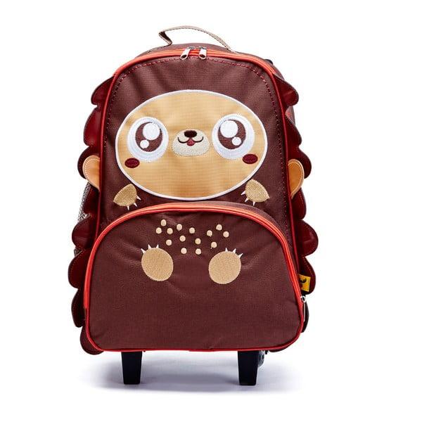 Dětský batoh a kufr Lucky Little Moose Ježek Harold