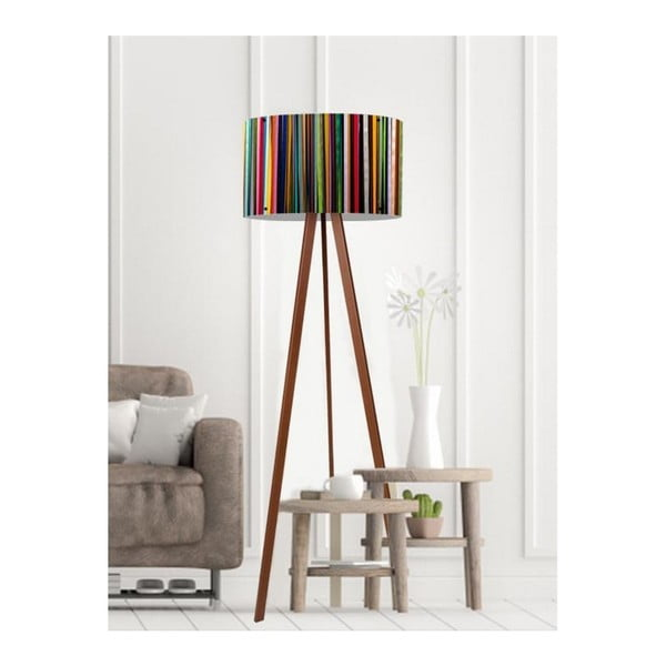 Stojací lampa Rainbow