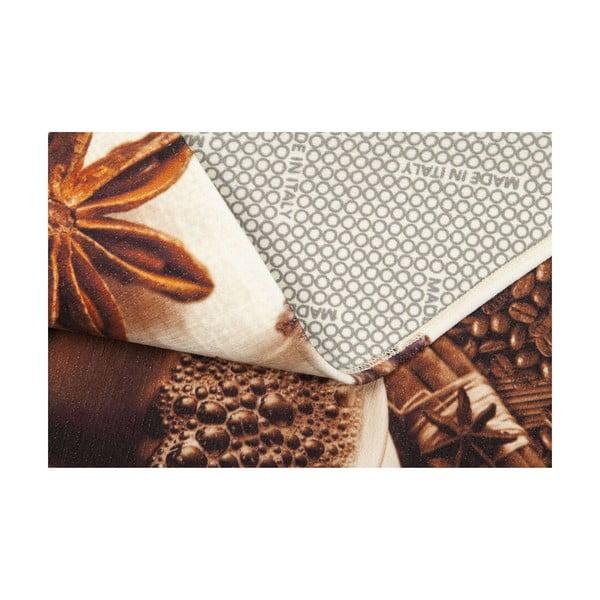 Vysoce odolný kuchyňský koberec Webtappeti Break, 60x110 cm