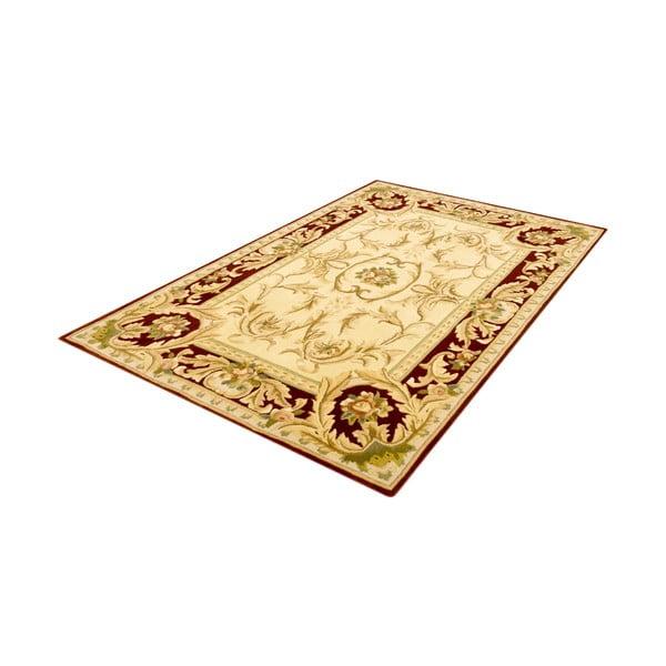 Vlněný koberec Sevilla Red, 170x240 cm