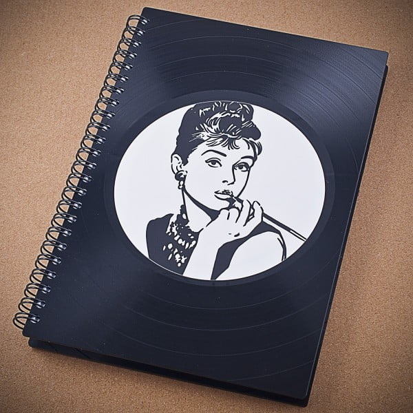 Diář 2015 Audrey Hepburn