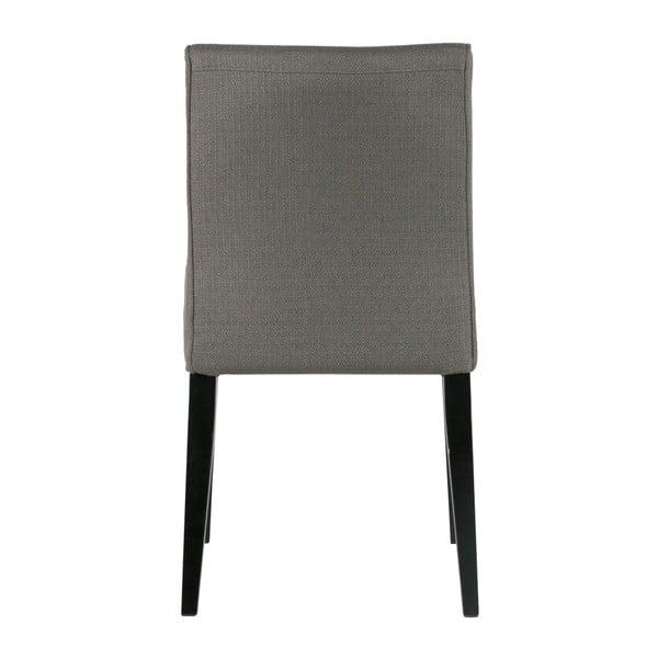 Sada 2 šedých židlí De Eekhoorn Roos