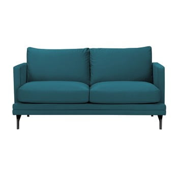 Canapea cu 2 locuri Windsor & Co Sofas Jupiter, turcoaz de la Windsor & Co Sofas