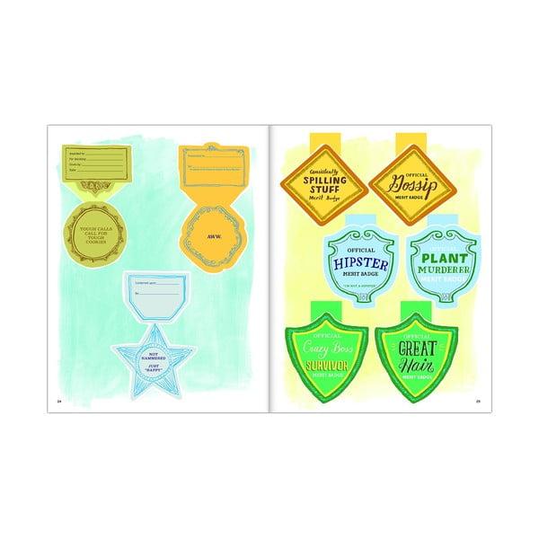 Vystřihovánky plné odměn a pohárů Big Book of Awards