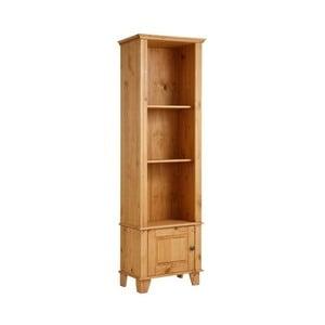 Bibliotecă din lemn de pin Støraa Jamie