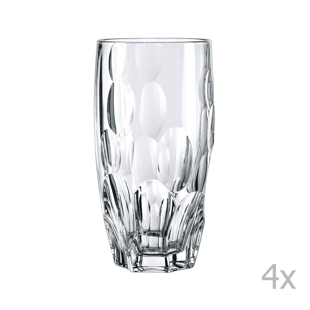 Sada 4 sklenic Nachtmann Sphere