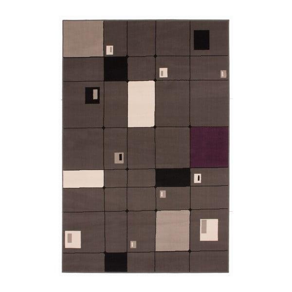 Koberec Funky 1225 Silver, 120x170 cm