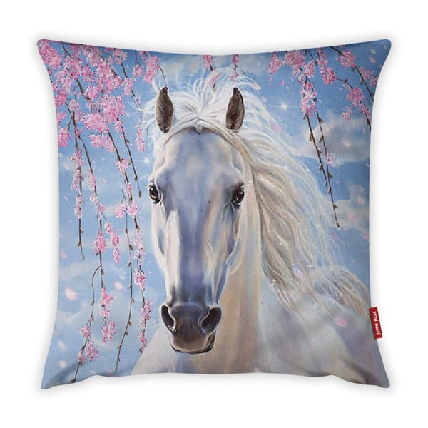 Față de pernă Vitaus Horse, 43 x 43 cm