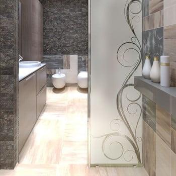Autocolant rezistent la apă pentru cabina de duș Ambiance Seductive