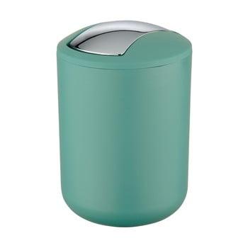 Coș de gunoi Wenko Brasil S, înălțime 21 cm, verde de la Wenko