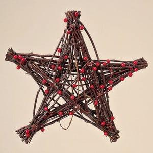 Závěsná hvězda Mila, 30 cm
